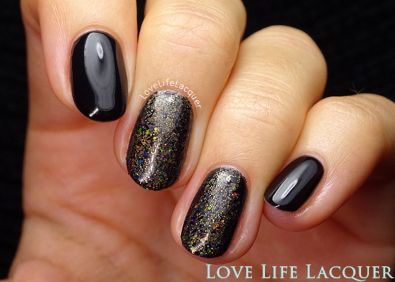 Magpie Beauty Pippa nail art by Love Life Lacquer