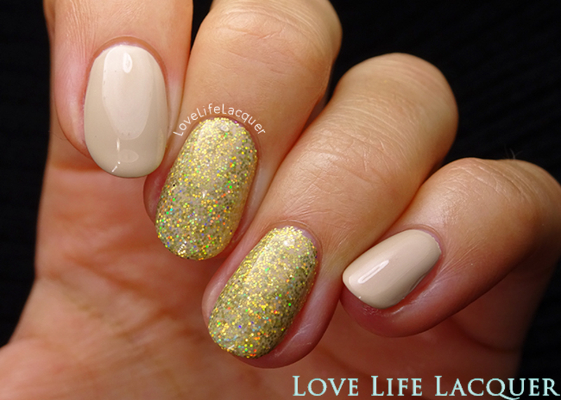 Magpie Beauty Jules nail art by Love Life Lacquer