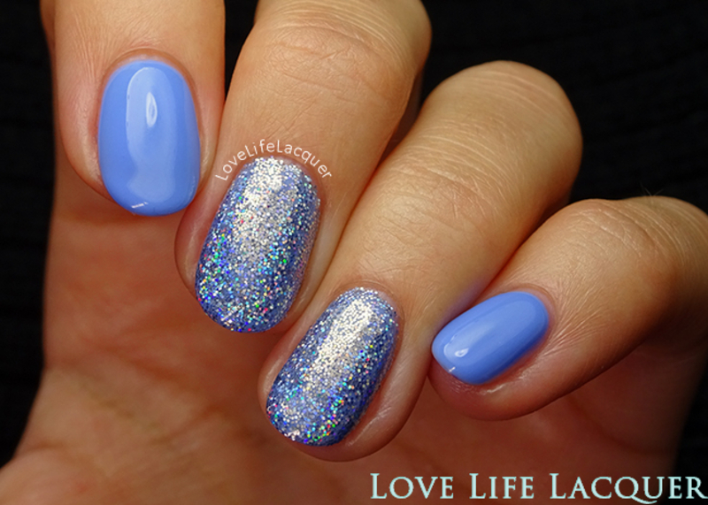 Magpie Beauty Emily nail art by Love Life Lacquer