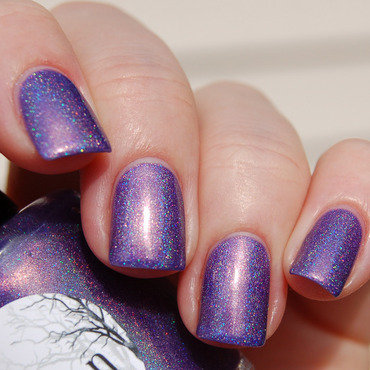 Illyrian Polish Would You Kindly Swatch by Katie of Harlow & Co.