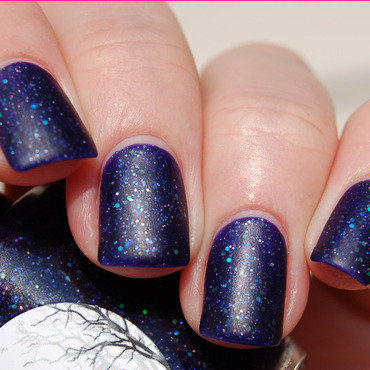 Illyrian Polish The Lighthouse Swatch by Katie of Harlow & Co.