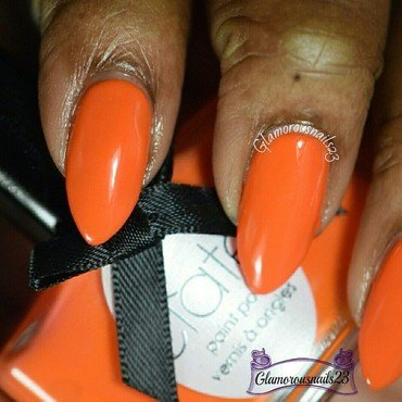 Ciate Speed Dial Swatch by glamorousnails23