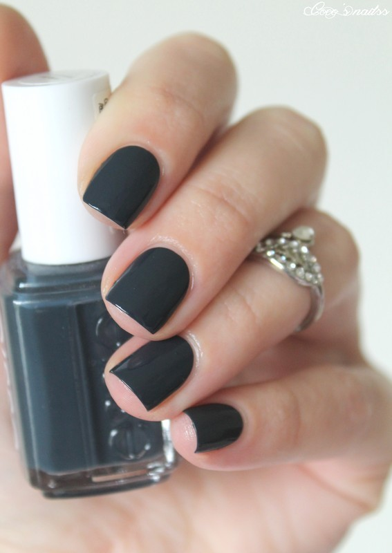 Essie Mind Your Mittens Swatch by Cocosnailss