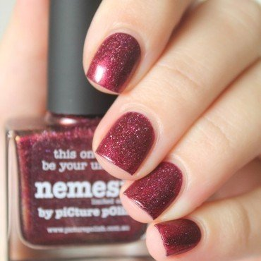 piCture pOlish Nemesis Swatch by Cocosnailss