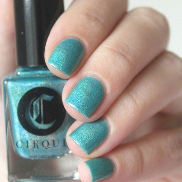 Cirque Cerrillos Swatch by Cocosnailss