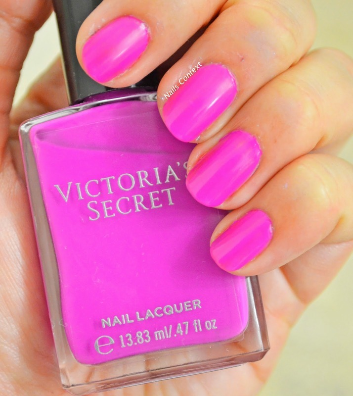 Victoria's Secret Wild Side Swatch by NailsContext
