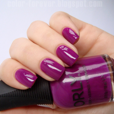 Orly Off Beat Swatch by ania
