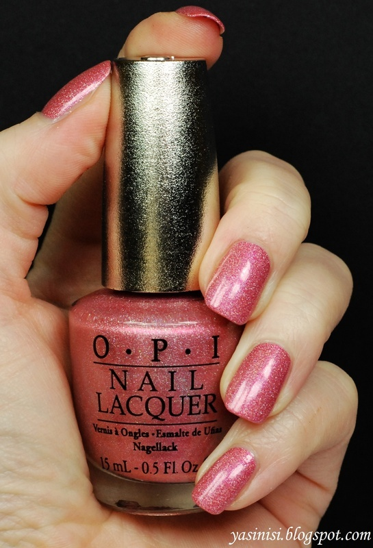 Opi DS Reserve Swatch by Yasinisi
