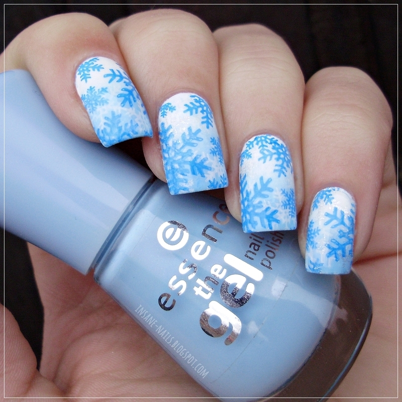 All I want for Christmas... nail art by Sanela