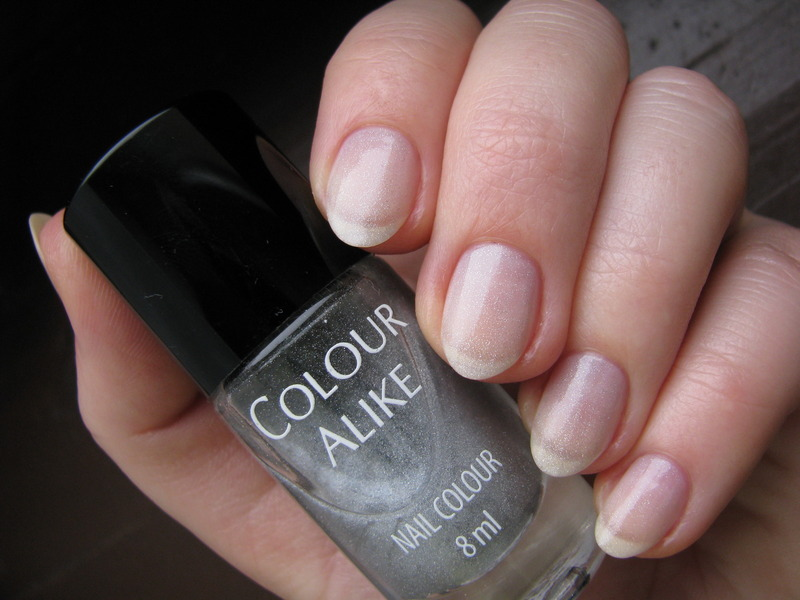 Colour Alike B. a star! Swatch by Nail Crazinesss