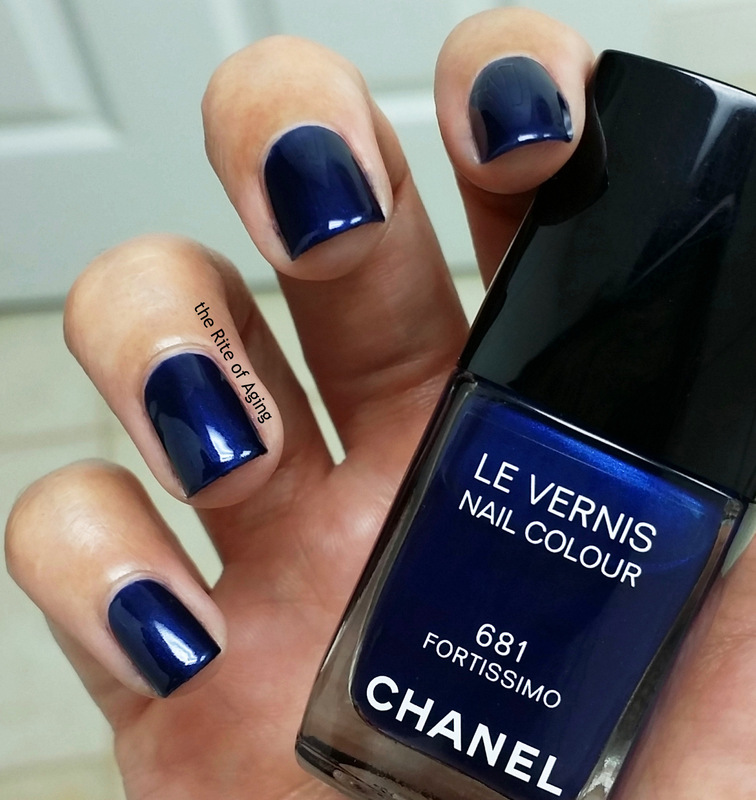 Chanel Fortissimo Swatch by Monica