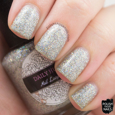 Daily Hues Nail Lacquer Eve Swatch by Marisa  Cavanaugh