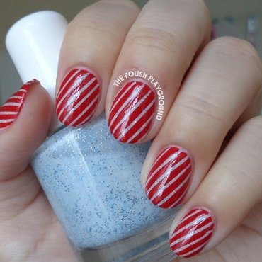 Red 20candy 20cane 20stripes 20nail 20art thumb370f