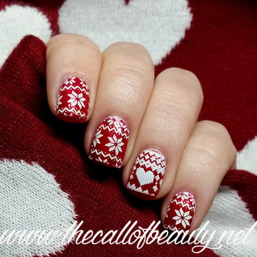 Winter 20nail 20art 20challenge 20  20christmas 20sweater 20 23  20wm thumb370f