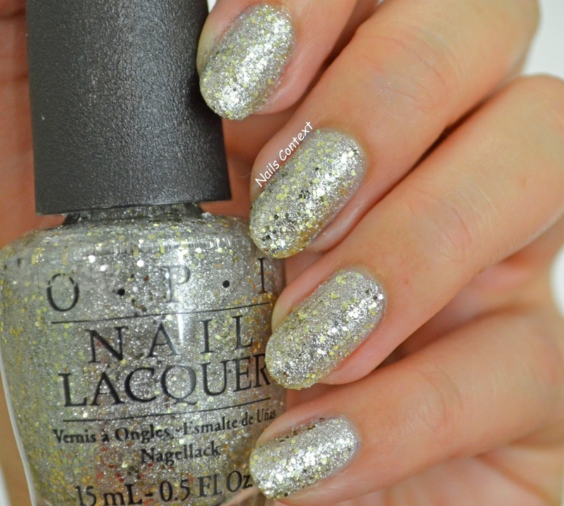 OPI Super Star Status Swatch by NailsContext