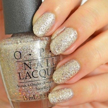 OPI Ce-less-tial is More Swatch by NailsContext
