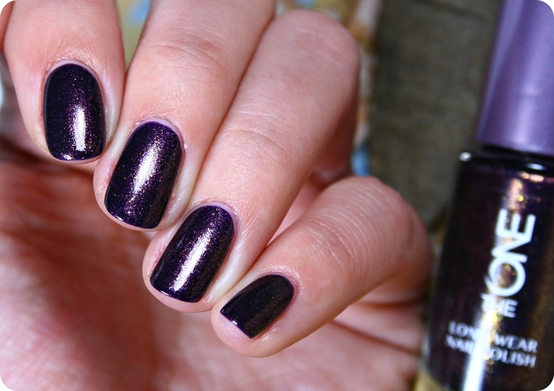 Oriflame Amethyst Rock Swatch by Romana