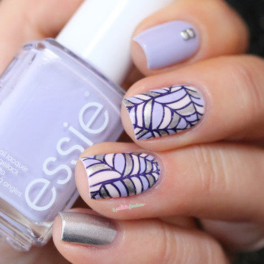 sweet winter pastel nail art by nathalie lapaillettefrondeuse