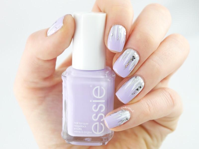 Icicle Nails nail art by Ann-Kristin