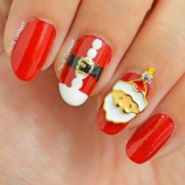 Santaclause nails3 thumb370f