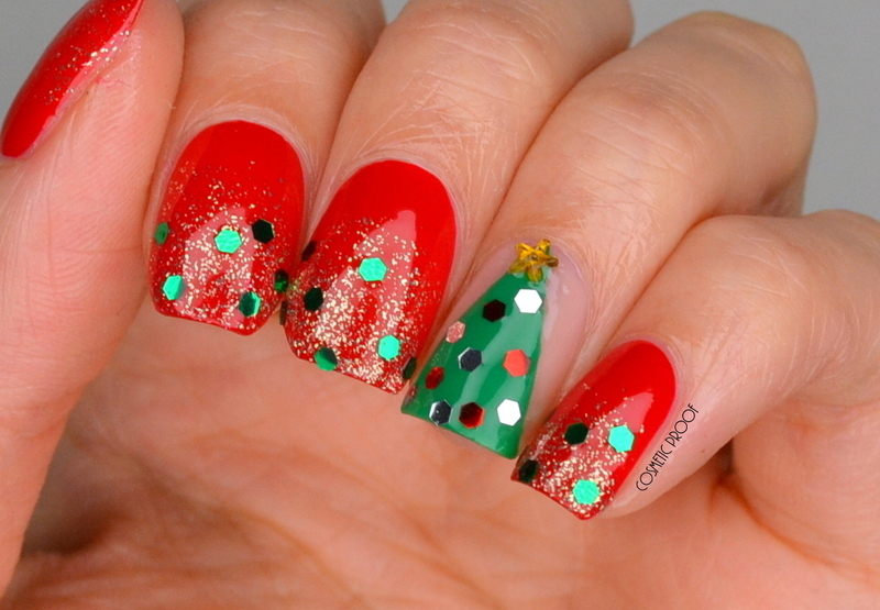 Merry Christmas! nail art by Jayne - Nailpolis: Museum of Nail Art