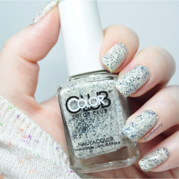 Color Club soft baked Swatch by GlitterMySocksOff