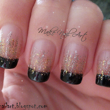 Glitter 20waterfall 20new 20years 20eve 20nail 20art 20design thumb370f