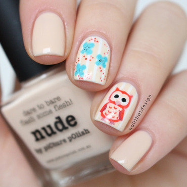 piCture pOlish blogfest 2015 nail art by NailThatDesign