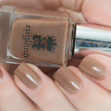 A-England Sparks Divine Swatch by Lacquered Obsession