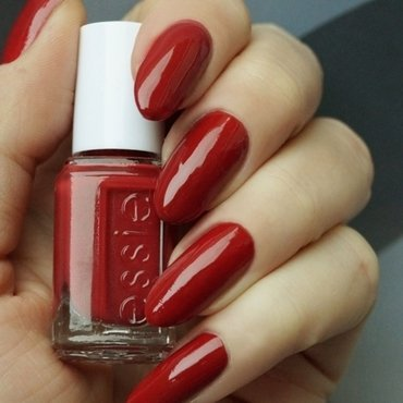 Essie with the band Swatch by Cranberry Fairy