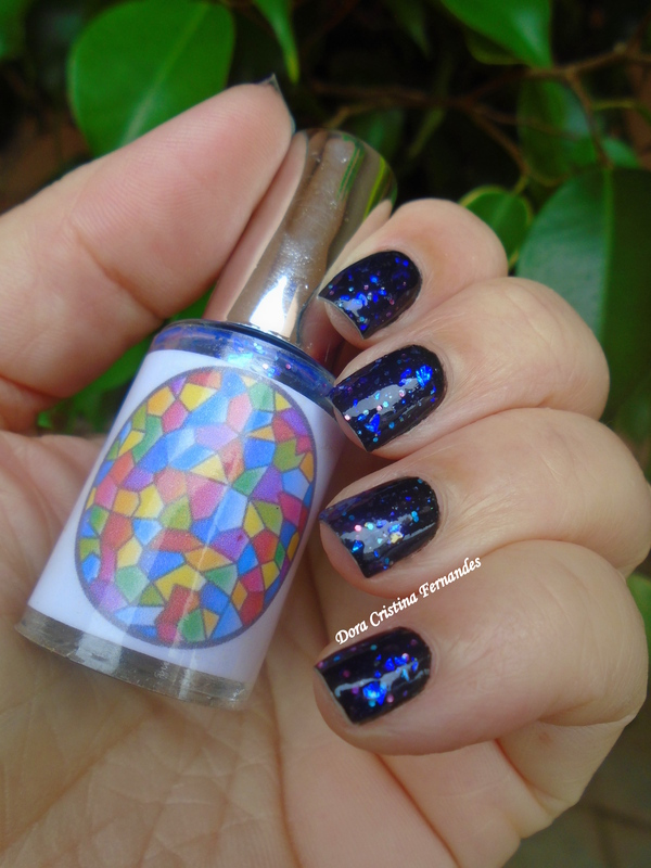 2015/2016 New Year Nails nail art by Dora Cristina Fernandes ...
