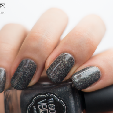 Il était un vernis #justmytype Swatch by Kate C.
