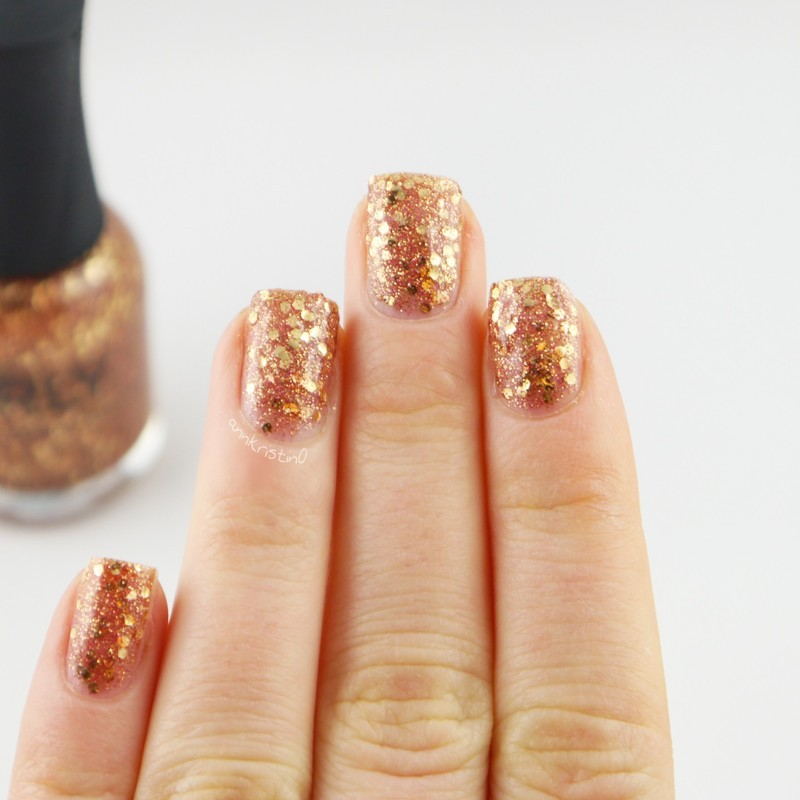 Orly Gossip Girl Swatch by Ann-Kristin