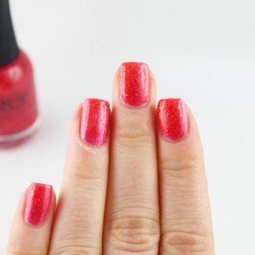 Orly 15 Minutes Of Fame Swatch by Ann-Kristin