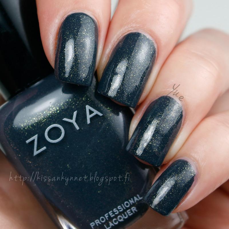 Zoya Yuna Swatch by Yue