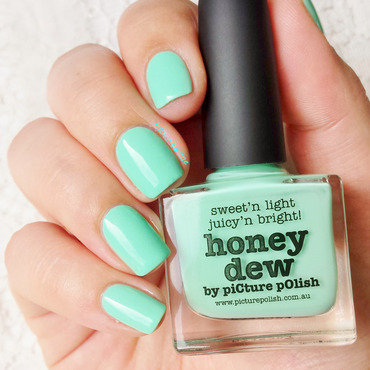 piCture pOlish Honey Dew Swatch by klo-s-to-me