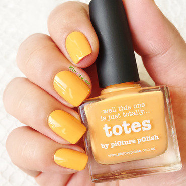 piCture pOlish totes Swatch by klo-s-to-me