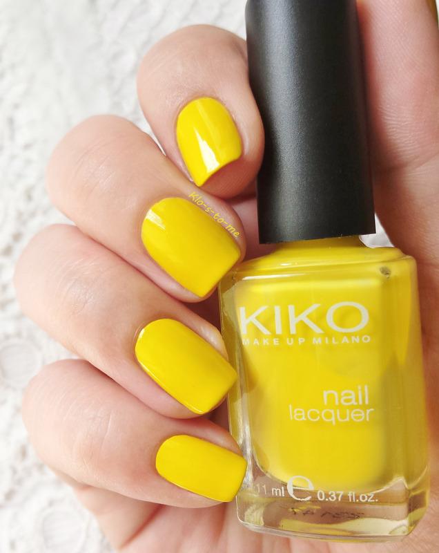 Kiko 355 Swatch by klo-s-to-me