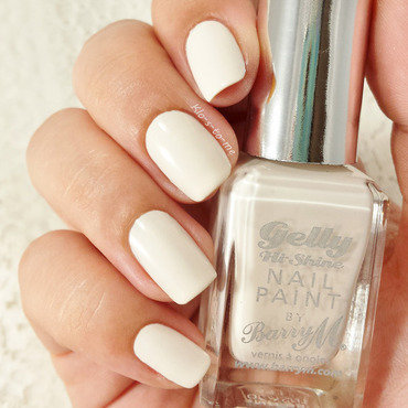 Barry M Coconut Swatch by klo-s-to-me