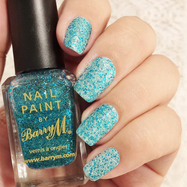 Barry M Aqua Swatch by klo-s-to-me