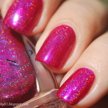 ILNP Bikini bottoms Swatch by Hana K.