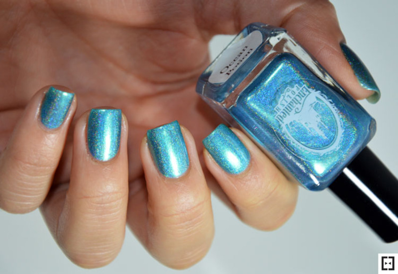 Enchanted Polish Ocean Potion Swatch by Sweapee