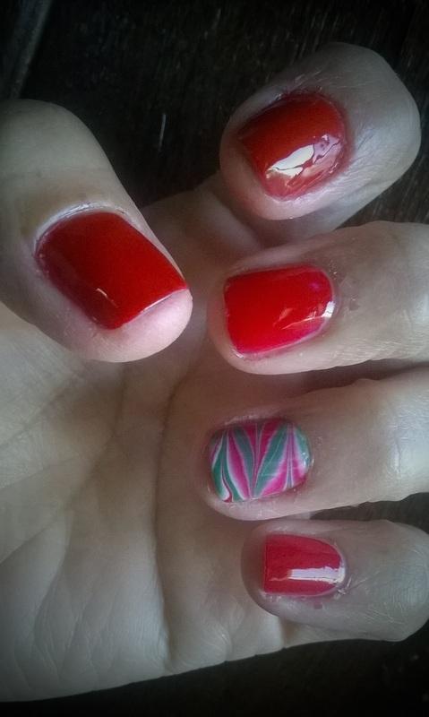 Xmas Week! nail art by Avesur Europa