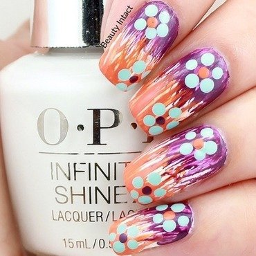 Easy Nail Art nail art by Beauty Intact