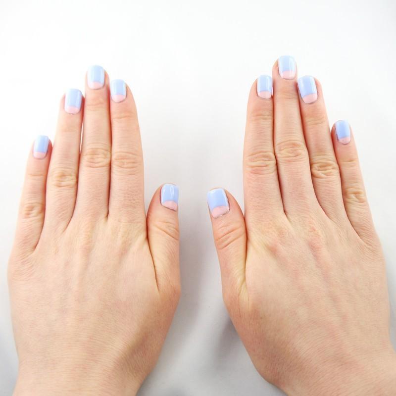 Pantone 2016 nail art by Ann-Kristin