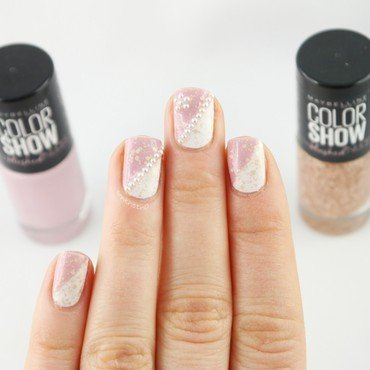 The blushed nudes #2 nail art by Ann-Kristin
