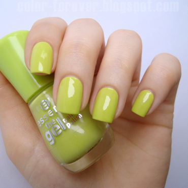 Essence Don't Be Shy! Swatch by ania