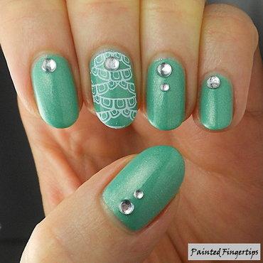 Mint with rhinestones thumb370f