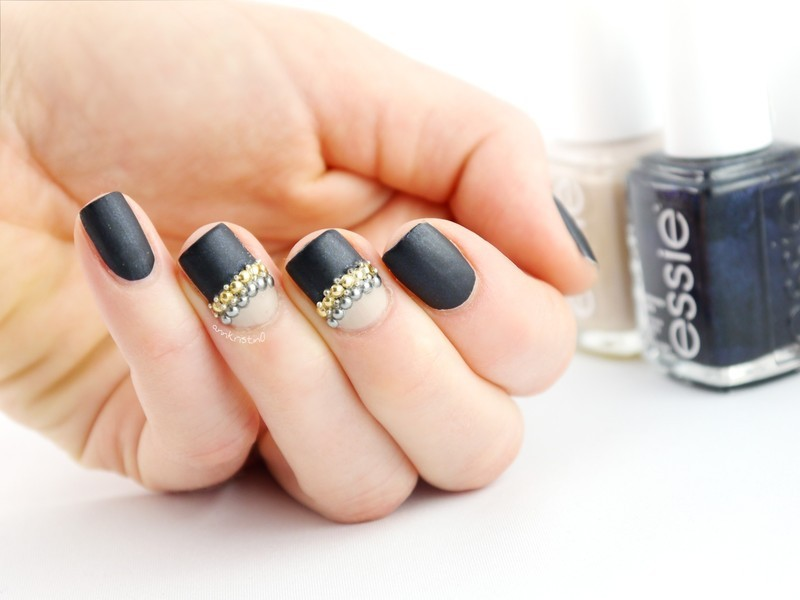 MBFWB 2016 Nails nail art by Ann-Kristin