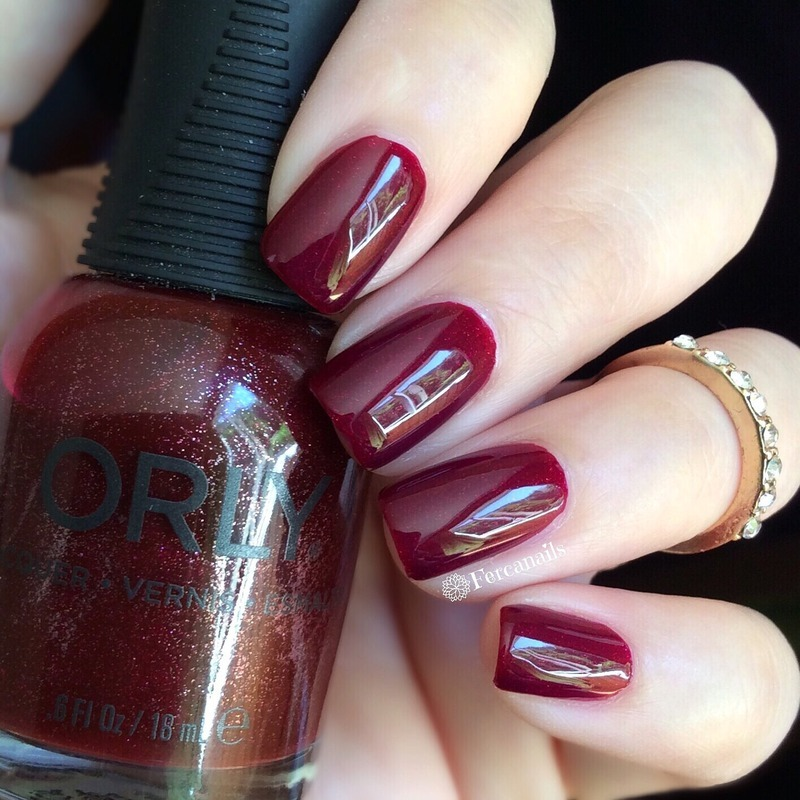 Orly Glam Swatch by Fercanails